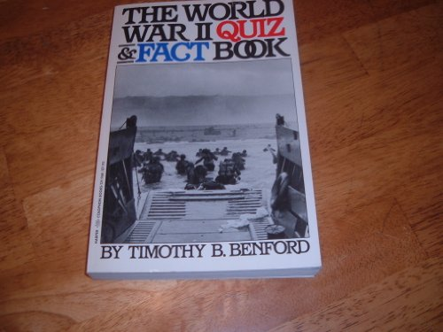 9780060909680: The World War II Quiz and Fact Book