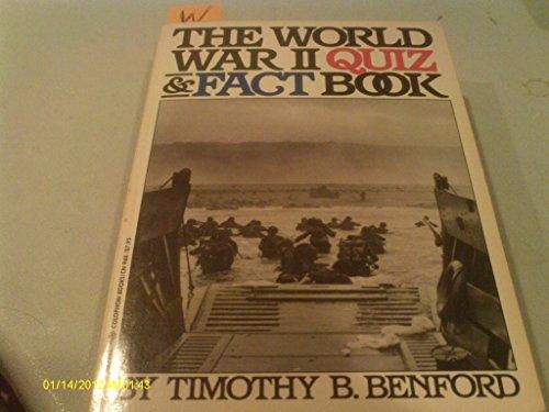 9780060909680: The World War II Quiz and Fact Book (World War II Quiz & Fact Book)