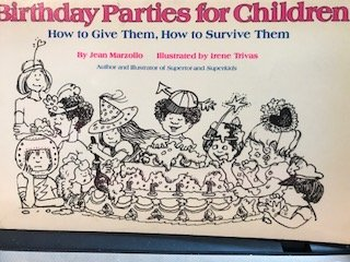 9780060910143: Birthday Parties for Children: How to Give Them, How to Survive Them (Colophon books)