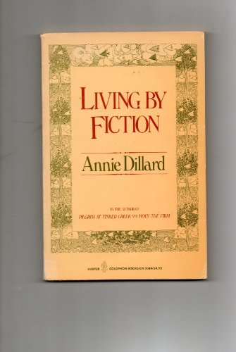 9780060910440: Living By Fiction