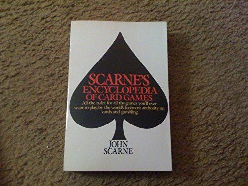 9780060910525: Scarne's Encyclopedia of Games