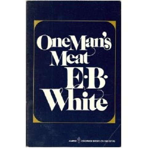 9780060910815: One Man's Meat