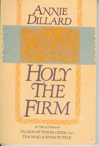 9780060910983: Holy the Firm