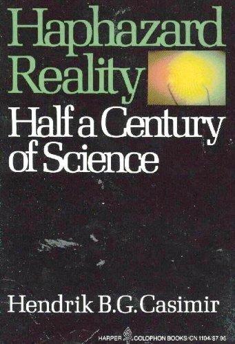 9780060911041: Haphazard Reality: Half a Century of Science