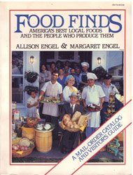 9780060911140: Food finds: America's best local foods and the people who produce them (Harper colophon books)