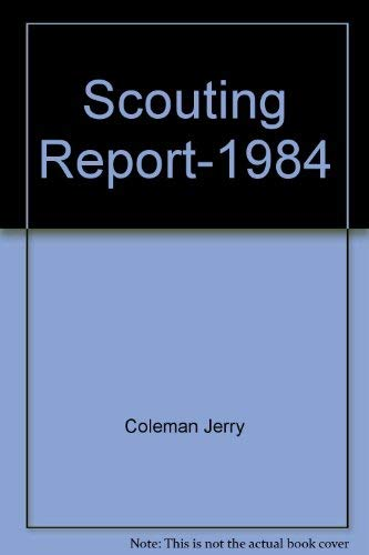 9780060911188: Scouting Report-1984