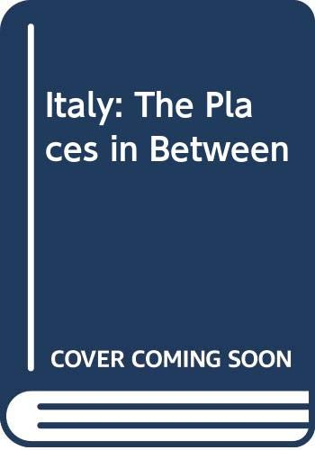 9780060911317: Italy: The Places in Between