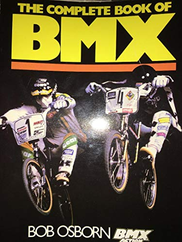 9780060911355: The Complete Book of Bicycle Motocross