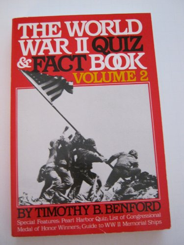 9780060911362: World War II Quiz and Fact Book (WW 2)