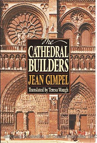 9780060911584: The Cathedral Builders (Harper colophon books)