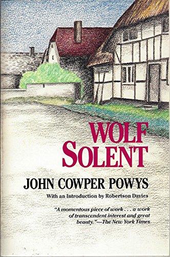 9780060911638: Wolf Solent (Harper Colophon Books, Cn 1163)