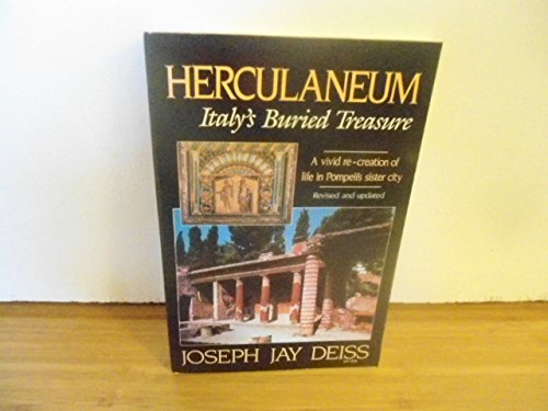 9780060912055: Herculaneum- Italy's Buried Treasure