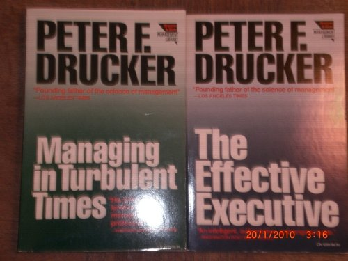 9780060912086: Managing in Turbulent Times