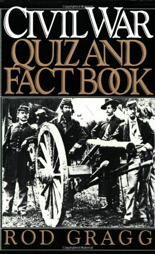 9780060912260: Civil War Quiz and Fact Book