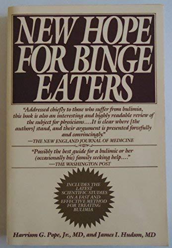 9780060912390: New Hope for Binge Eaters