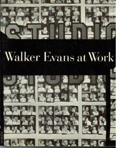 9780060912482: Walker Evans at Work