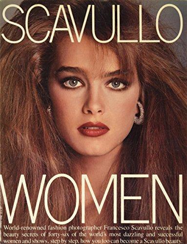 9780060912987: Scavullo Women (Perennial library)