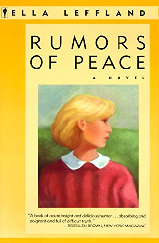 9780060913014: Rumors of Peace