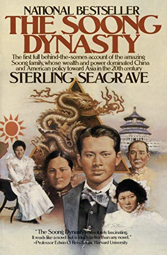 Soong Dynasty: Seagrave, Sterling