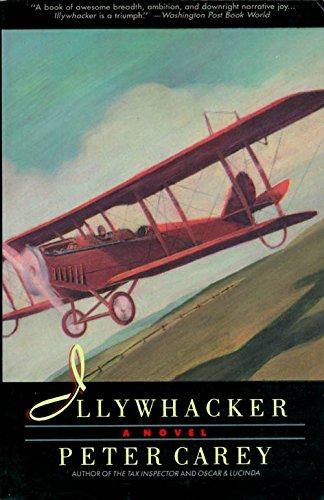 Illywhacker: Carey, Peter