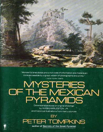 9780060913663: Mysteries of the Mexican Pyramids