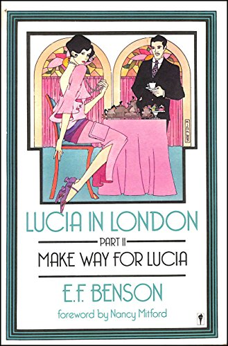 9780060913731: Lucia in London (Make Way for Lucia, Part II)