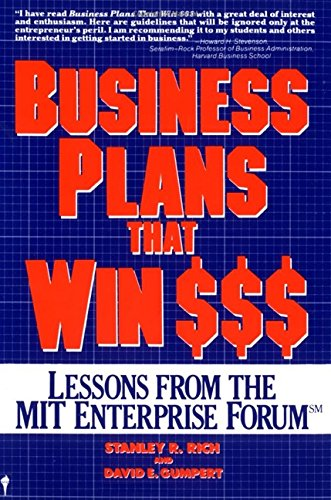 9780060913915: Business Plans That Win: Lessons from the M.I.T.Enterprise Forum (Perennial Library)