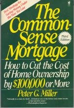 9780060913922: Common Sense Mortgage 3ED