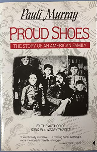 9780060913984: Proud Shoes: The Story of an American Family
