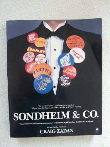 9780060914004: Sondheim and Company