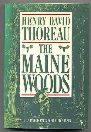 9780060914042: The Maine Woods