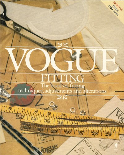 9780060914103: Vogue Fitting: The Book of Fitting Techniques, Adjustments, and Alterations