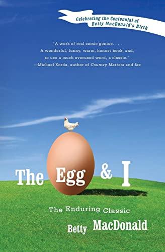 The Egg and I: MacDonald, Betty
