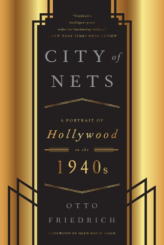 9780060914394: City of Nets: A Portrait of Hollywood in the 1940's