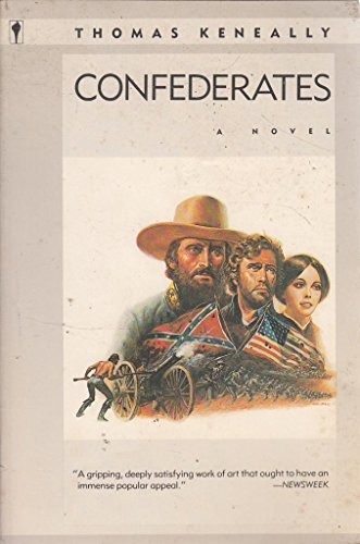 Confederates (0060914467) by Thomas Keneally