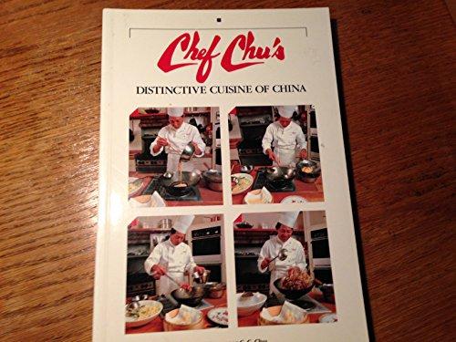 9780060915056: Chef Chu's Distinctive Cuisine of China