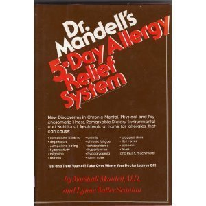 9780060915100: Dr. Mandell's 5-Day Allergy Relief System