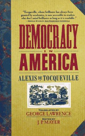 9780060915223: Democracy in America