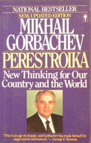 9780060915285: Perestroika: New Thinking for Our Country and the World