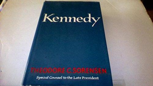 9780060915308: Kennedy