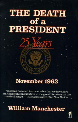 9780060915315: The Death of a President: November 1963