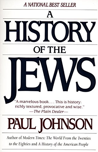 9780060915339: A History of the Jews
