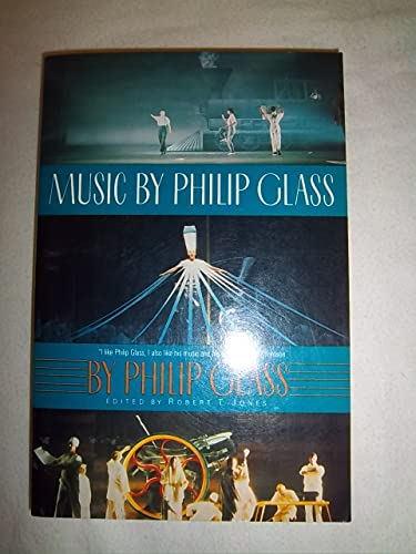 9780060915360: Music by Philip Glass