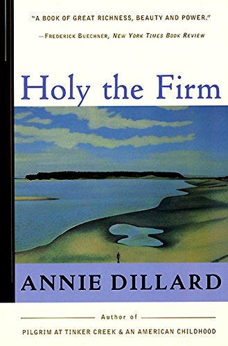 9780060915438: Holy the Firm
