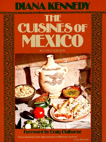 9780060915612: The Cuisines of Mexico