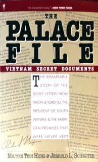 9780060915728: The Palace File