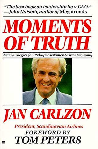 9780060915803: Moments of Truth