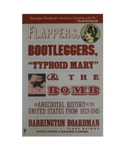 9780060915810: Flappers, Bootleggers,