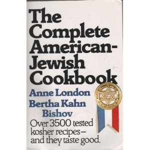 9780060915902: The Complete American-Jewish Cookbook