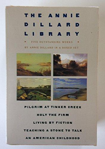 9780060916251: The Annie Dillard Library